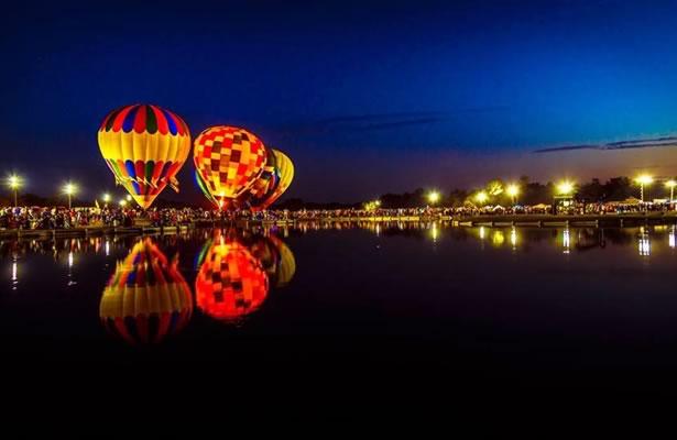 Floresville Balloon Festival