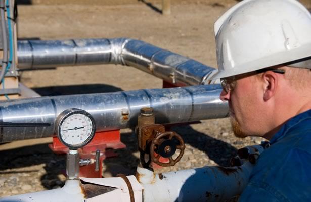 Oilfield Employee