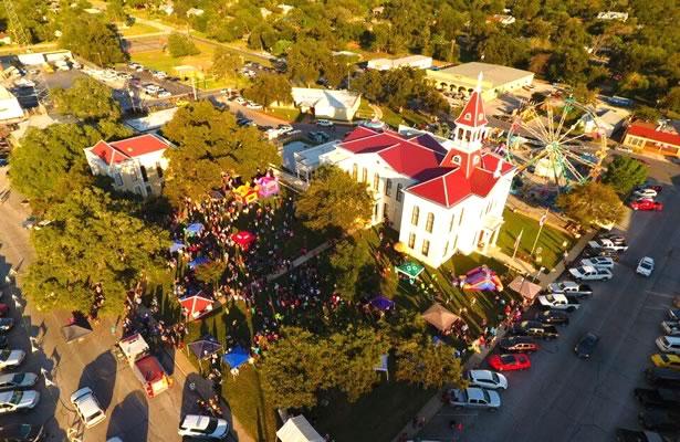 Peanut Festival, Floresville, Texas