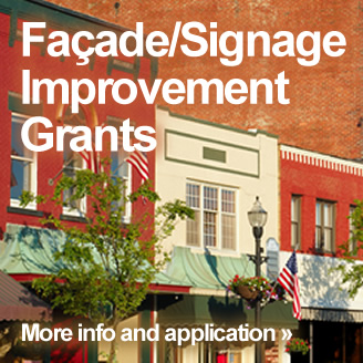Façade/Signage Improvement Grants