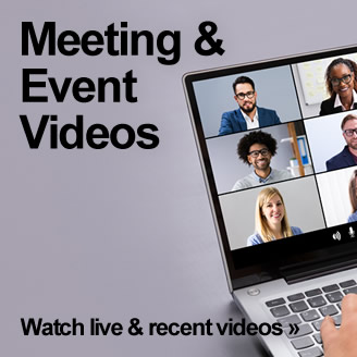 Meeting & Event Videos